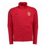 2017-2018 Monaco Nike Authentic Franchise Jacket (Red)