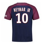 2017-18 Psg Home Shirt (Neymar  Jr 10)