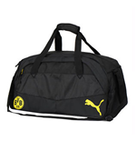 2017-2018 Borussia Dortmund Puma Medium Bag (Black)