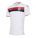 2017-2018 Cagliari Authentic Away Match Shirt