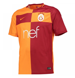 2017-2018 Galatasaray Home Nike Football Shirt