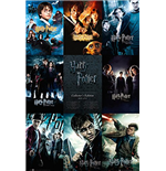 Harry Potter Poster - Collection - 61x91,5 Cm