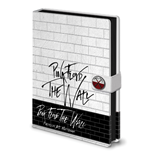 Pink Floyd - The Wall - Premium A5 Notebook