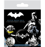 Batman Pin 270815