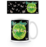 Rick and Morty Mug - Floating Cat