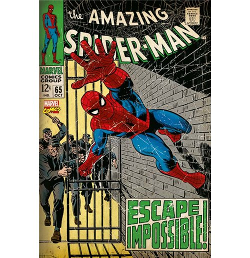 Spiderman Poster 271596