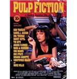 Pulp Fiction - Cover Poster (100 x 140 cm)