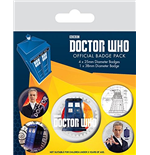 Doctor Who Pin 271719