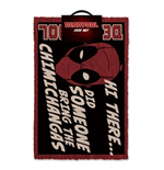 Deadpool Doormat 271738