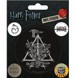 Harry Potter - Symbols Sticker Set (12,5X10 Cm)