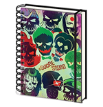 Suicide Squad Notepad 271834