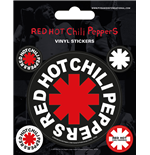 Red Hot Chili Peppers Sticker 271871