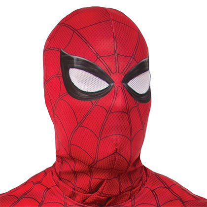 SPIDERMAN Adult Costume Mask
