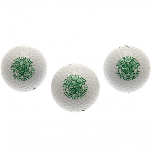 Celtic F.C. Golf Balls