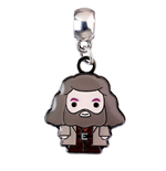 Harry Potter Cutie Collection Charm Hagrid (silver plated)