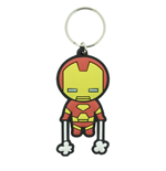 Marvel Kawaii - Iron Man Keychain