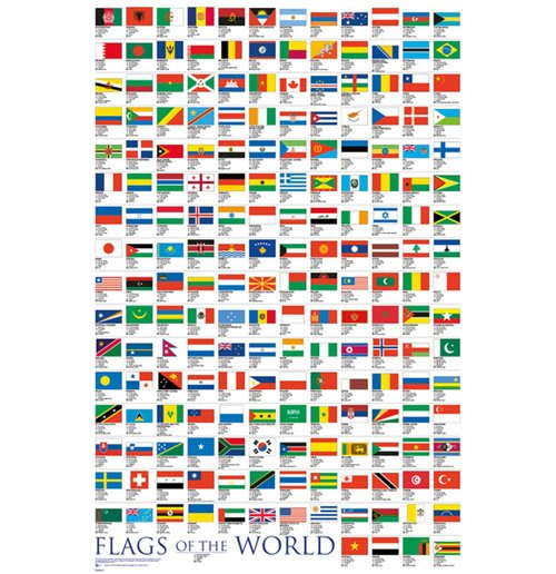 Flags Poster 272419