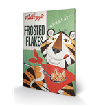 Kellogg's Print on wood 272445