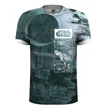 Star Wars Men's Tee: Ship (Sublimation Print)