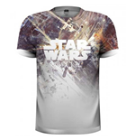 Star Wars Men's Tee: Paint (Sublimation Print)