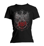 Slayer Ladies Tee: Bloody Shield