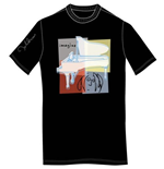 John Lennon Men's Premium Tee: Imagine with Piano
