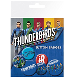 Thunderbirds Pin 272555
