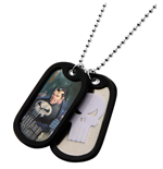 The punisher Dog Tag Necklace 272632