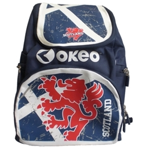 Scotland Rugby Backpack Gryphon