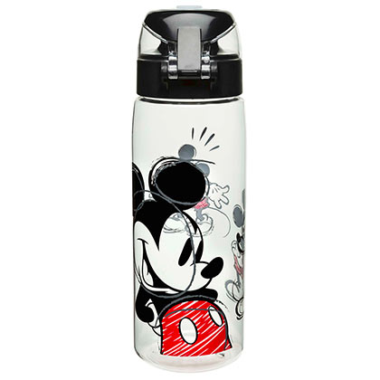 Mickey Mouse Travel Water Bottle