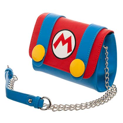 Nintendo MARIO Crossbody Purse