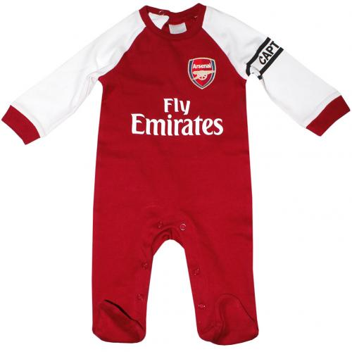 Arsenal F.C. Sleepsuit 0/3 mths DR