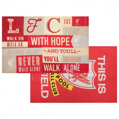 Liverpool F.C. Tea Towel Set