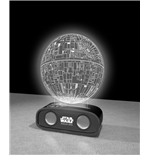 Star Wars Bluetooth Sound Reactive Speaker Death Star 26 cm