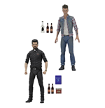 Preacher Action Figures 18 cm Series 1 Assortment (8)