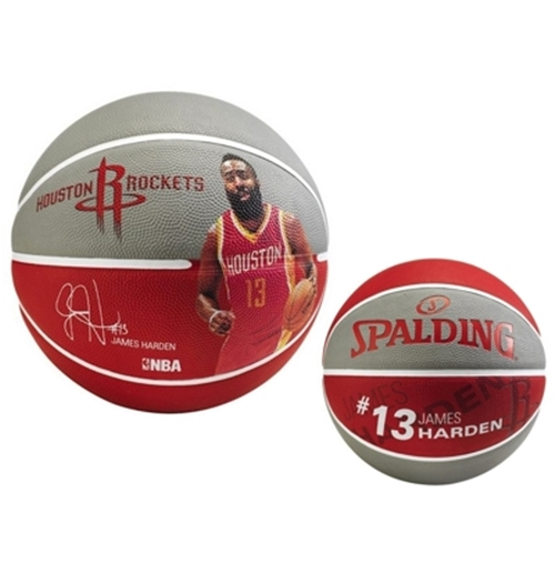 James Harden Basketball Ball