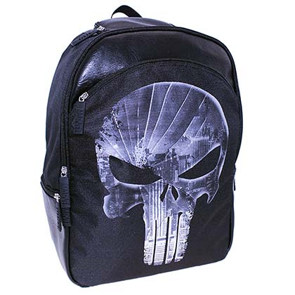 The PUNISHER Superhero Backpack