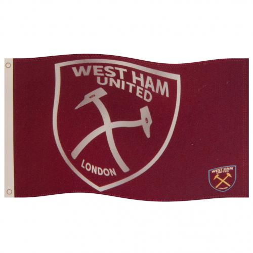 West Ham United F.C. Flag RT