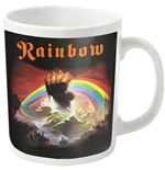 Rainbow Mug Rising (WHITE)