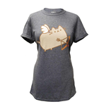 Pusheen T-shirt Love Cat (rolled SLEEVE)