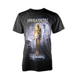 Megadeth T-shirt Countdown To Extinction