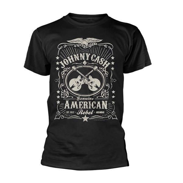 Johnny Cash T-shirt American Rebel