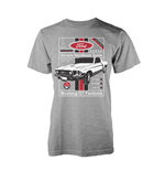 Ford T-shirt Drivers Handbook Guide
