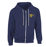 Foo Fighters Sweatshirt Insignia Logo (dark BLUE)