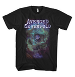 Avenged Sevenfold T-shirt Space Face