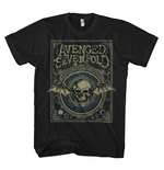 Avenged Sevenfold T-shirt Ornate Death Bat