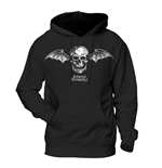 Avenged Sevenfold Sweatshirt Death Bat Logo