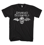 Avenged Sevenfold T-shirt Death Bat Logo