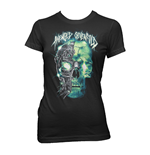 Avenged Sevenfold T-shirt Turbo Skull