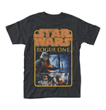 Star Wars Rogue One T-shirt Stormtrooper Logo Poster